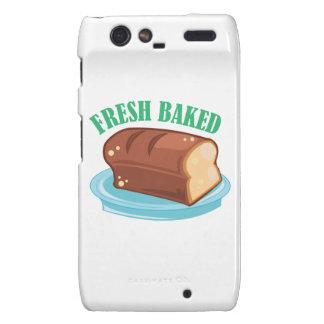 Fresh Baked Motorola Droid RAZR Cases