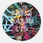 Fresh Baked Sticks Stickers