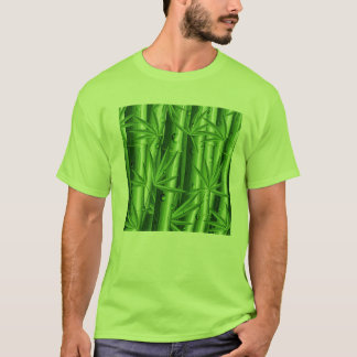 Fresh Bamboo with Dew T-Shirt