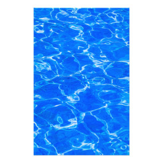 Fresh Blue Water Flyer