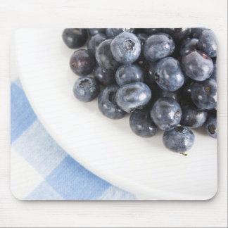 Fresh Blueberries Mousepad