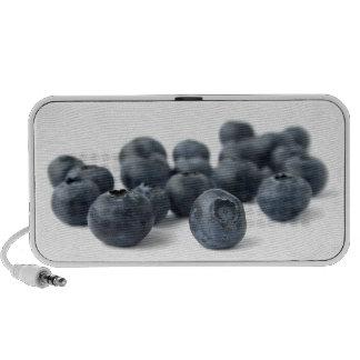 Fresh Blueberries Portable Speaker