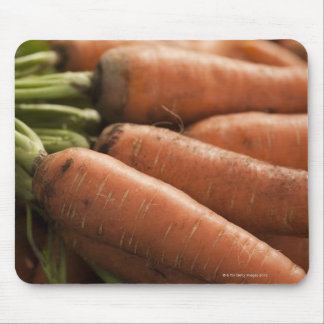 Fresh Carrots at the Union Square Greenmarket Mouse Pad
