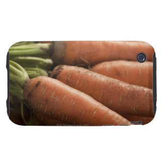 Fresh Carrots at the Union Square Greenmarket Tough iPhone 3 Covers