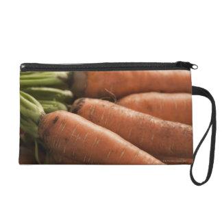 Fresh Carrots at the Union Square Greenmarket Wristlet