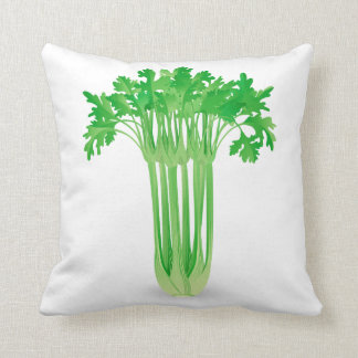 Fresh Celery Pillow