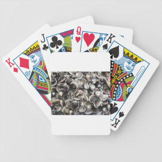 Fresh Clams Bicycle Playing Cards