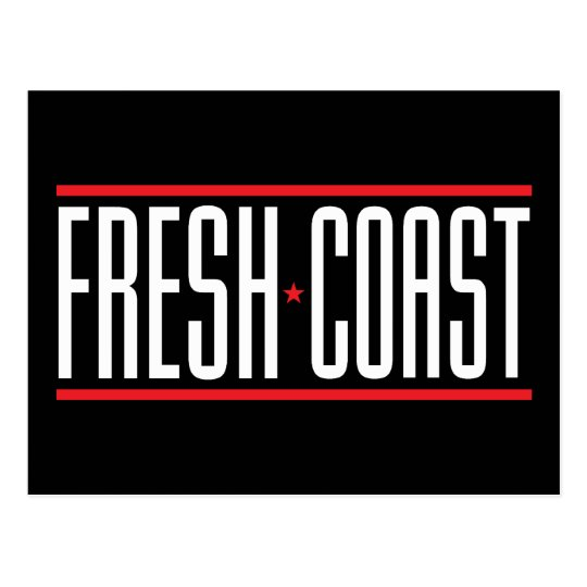 Fresh Coast Postcard