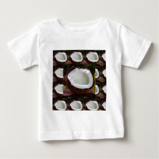 Fresh Coconut chefs healthy flavour cuisine foods Baby T-Shirt