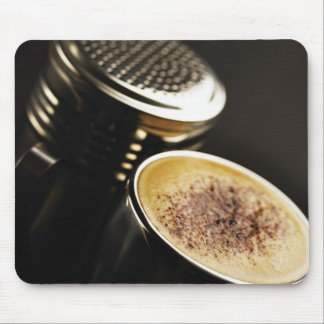 fresh coffee mouse pad