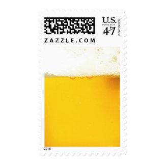 Fresh Cold Beer Postage Stamps