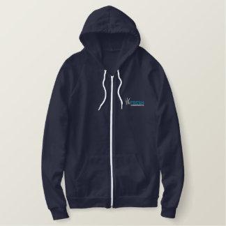 Fresh Conservative Logo Fleece Zip-Up Hoodie