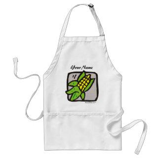 Fresh Corn Adult Apron