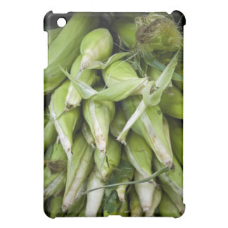 Fresh corn in market iPad mini cover