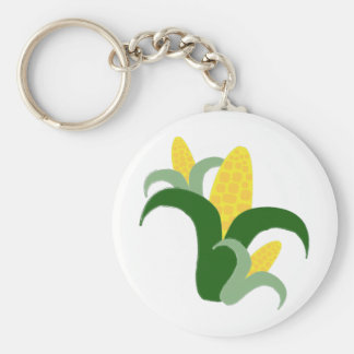 Fresh Corn Keychain