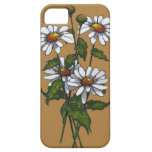 Fresh Daisies: Flowers, Floral: Nature Art iPhone 5 Cases