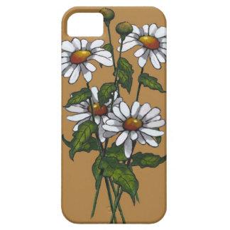 Fresh Daisies: Flowers, Floral: Nature Art iPhone SE/5/5s Case