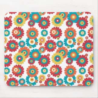 Fresh Daisies Mouse Pad