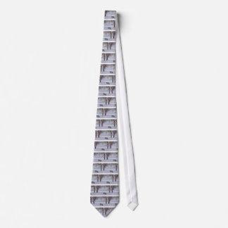 Fresh Fallen Snow Neck Tie