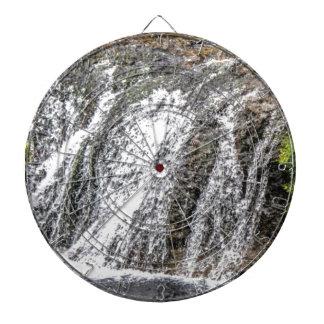 fresh falls in the forest dart board