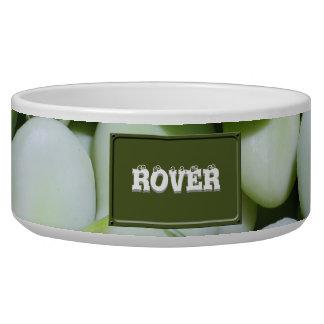 Fresh fava beans bowl
