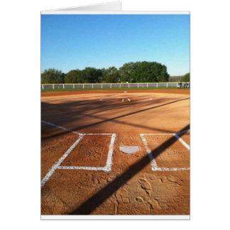 Fresh field card