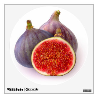 Fresh figs wall sticker