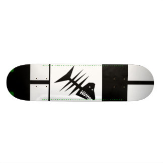 Fresh Fish Bones Custom Skateboard