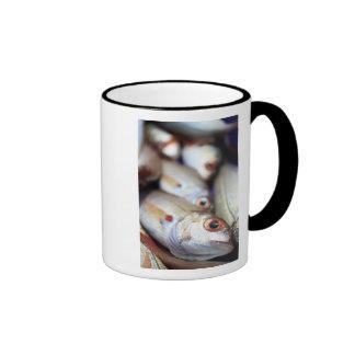 Fresh fish mug