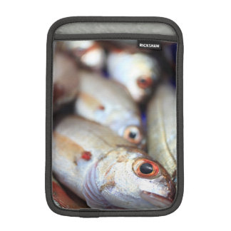 Fresh fish sleeve for iPad mini