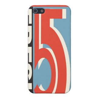 Fresh Five Case For iPhone 5