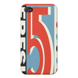 Fresh Five iPhone 4/4S Covers