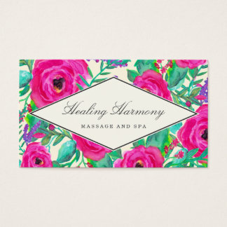 Fresh Florals Business Cards