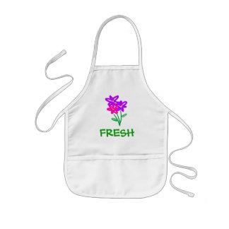 Fresh Flowers Apron