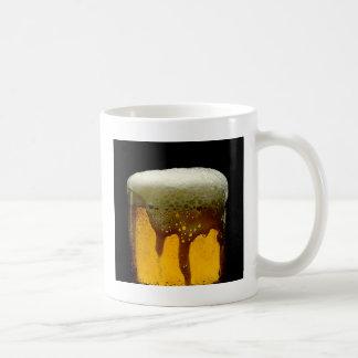 Fresh Foamy Mug Of Beer