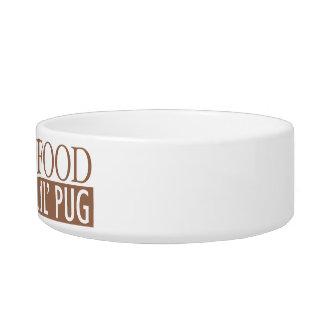 Fresh food-Spoiled LIL' PUG Bowl