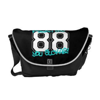 Fresh for '88 messenger bag