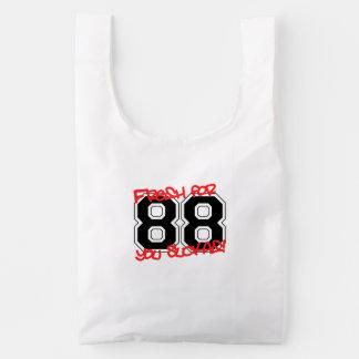Fresh for '88 reusable bag