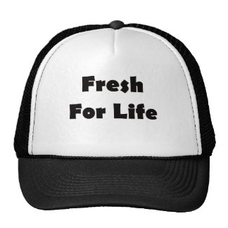 Fresh For Live Hat