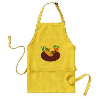 Fresh !! Fresh !! Adult Apron