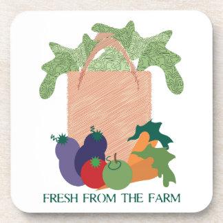 Fresh From Farm Beverage Coaster