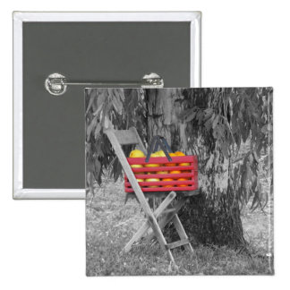 Fresh Fruit by Leslie Peppers Pinback Button