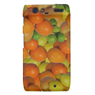 fresh fruit motorola droid RAZR cover