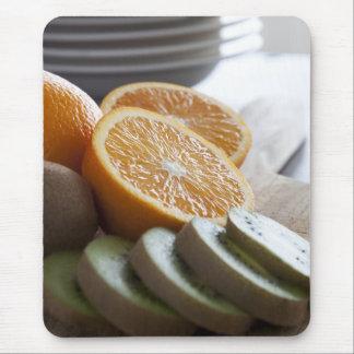 Fresh Fruit for Breakfast Mousepad