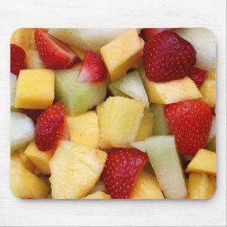 Fresh fruit mouse pad