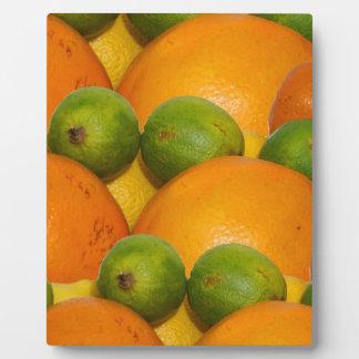 fresh fruit display plaques