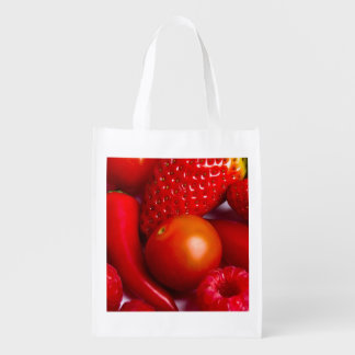 Fresh Fruit Reusable Bag Reusable Grocery Bag
