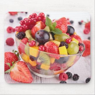 Fresh fruit salad mousepads