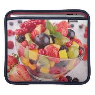 Fresh fruit salad sleeve for iPads