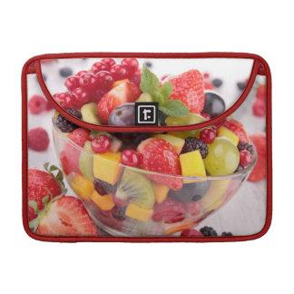 Fresh fruit salad sleeve for MacBook pro